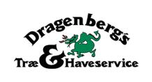 Dragenbergs Træ & Haveservice Logo
